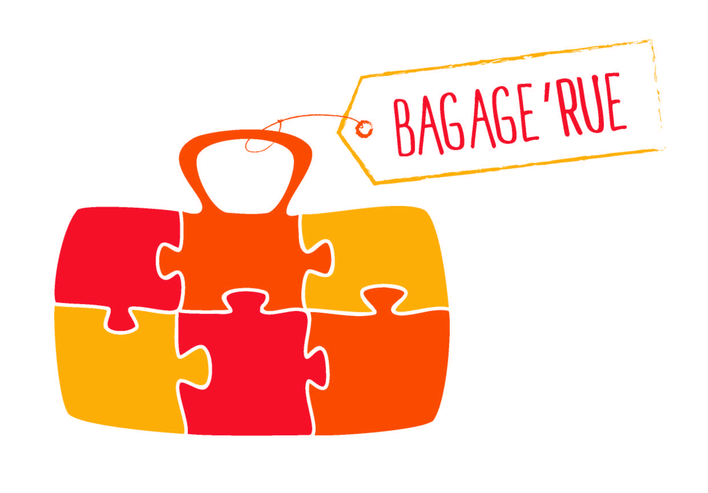 logo Bagage'rue