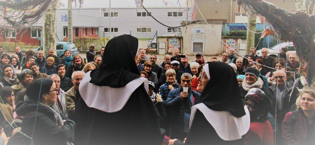 photo_journée associative ALYNEA à L'autre soie