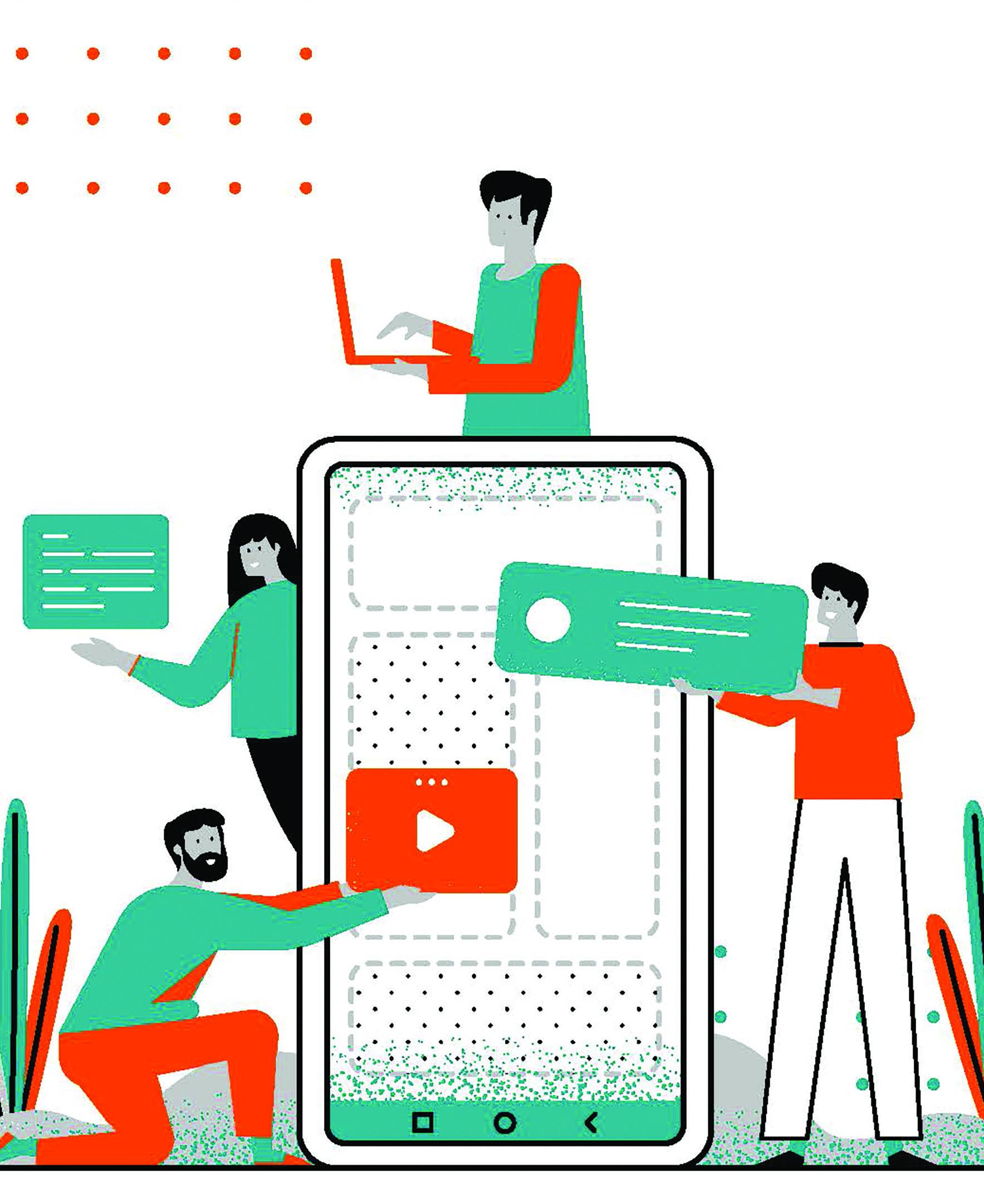 visuel les ateliers numériques ALYNEA