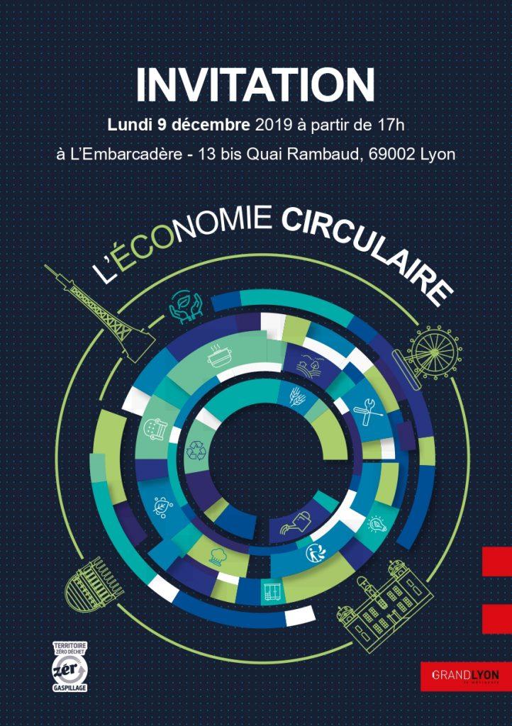 Rencontres de l'économie circulaire, organisées par la Métropole de Lyon_ALYNEA