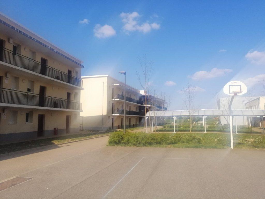 image centre de confinement sdf ALYNEA