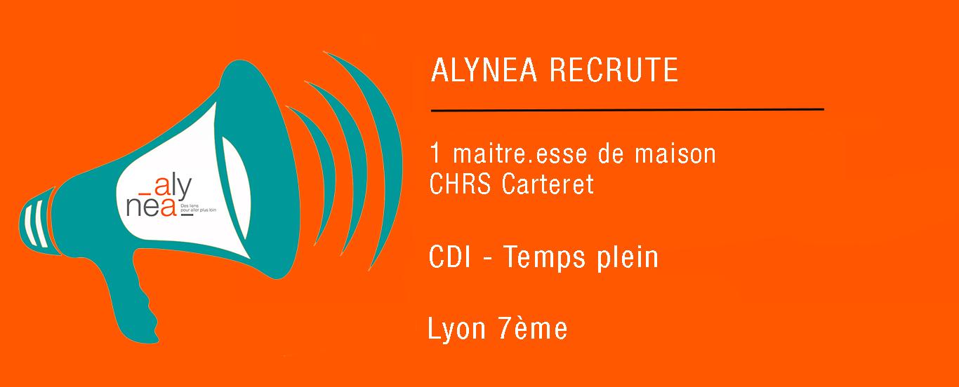 image_alynea recrute 1 maitre.esse maison CHRS Carteret
